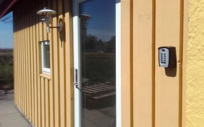 Højteknologi: Nøglen er i kassen